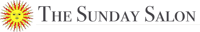 Sunday Salon banner